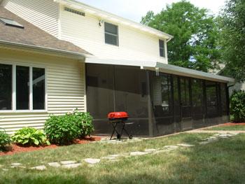 Insulated Roof Systems Buffalo NY - Niagara Awning